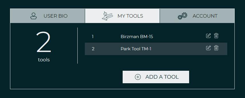 add a spoke tension meter to a wheel tension app